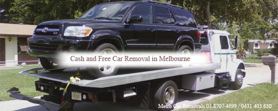 free removal sell car