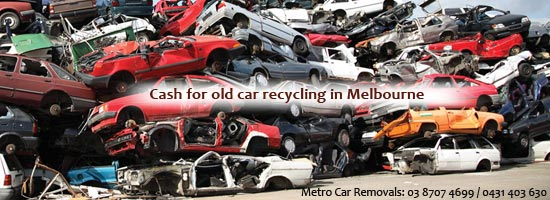 Car recyclers in Melbourne
