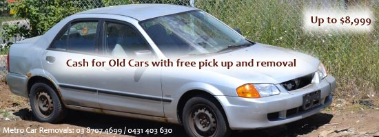 Old Car Removals Melbourne