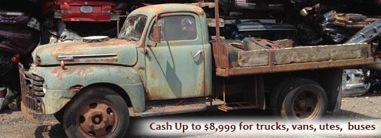 Cash for Trucks Dandenong