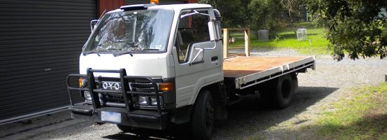 Truck Buyers Melbourne