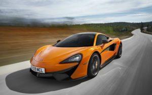 McLaren 570S performance