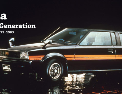 Japanese Corolla Fourth generation (E70; 1979–1983) Review