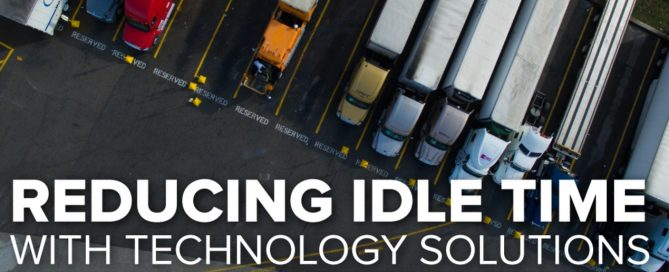 Idle Reduction Technology: Saving Fuel
