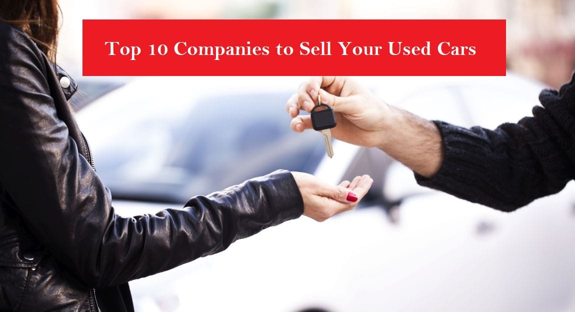 Top 10 companies to sell your used cars in Australia